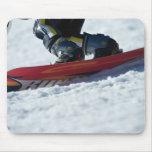 Snowboard 4 alfombrilla de raton
