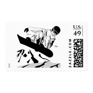 Snowboard 5 sellos