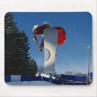 Snowboard 5 tapete de ratón