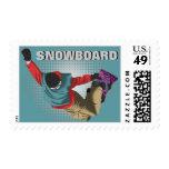 Snowboard 7P Sellos
