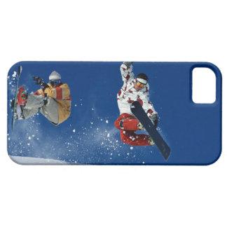 Snowboard 8 funda para iPhone SE/5/5s