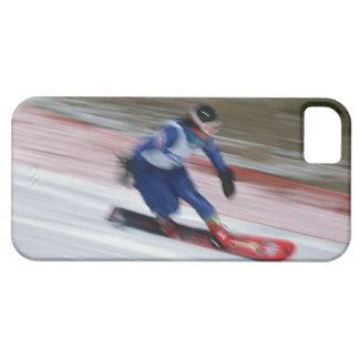Snowboard 9 funda para iPhone SE/5/5s