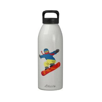 Snowboard Botellas De Beber