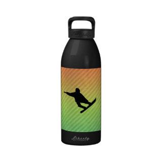 Snowboard Botella De Agua
