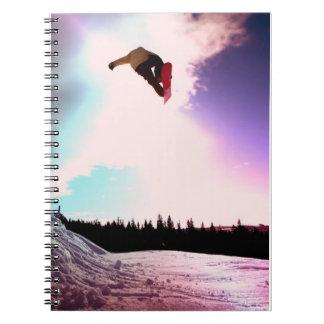 Snowboard Air  Notebook