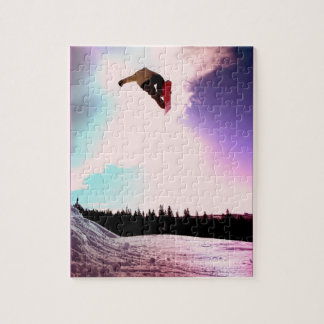 Snowboard Air  Puzzle