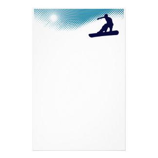snowboard altísima papelería de diseño