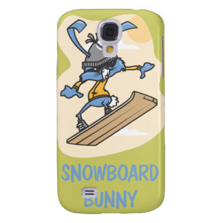 Snowboard Bunny Samsung Galaxy S4 Cover