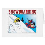Snowboard Cards