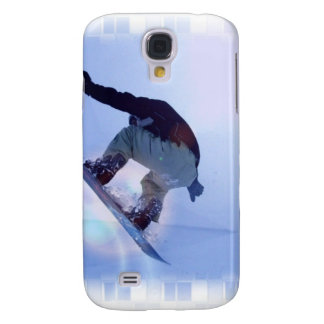 Snowboard Galaxy S4 Cases