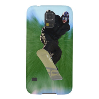 Snowboard Galaxy S5 Cover