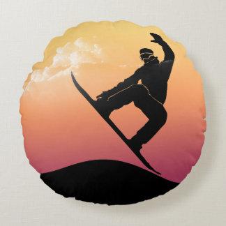 Snowboard Cojín Redondo