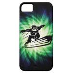 Snowboard de Xtreme iPhone 5 Funda