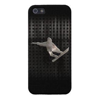 Snowboard del Grunge iPhone 5 Cárcasa