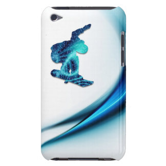 Snowboard Design  iTouch Case Barely There iPod Cases