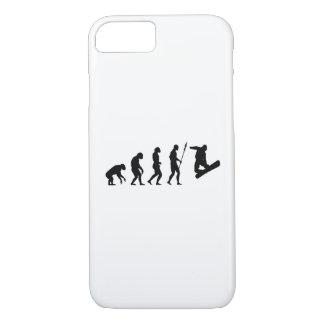 Snowboard Evolution iPhone 7 Case