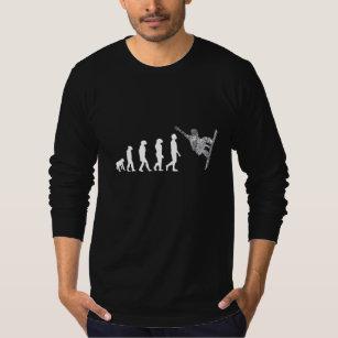 36e86029c05f Evolution Snowboarding American Apparel™ T-Shirts