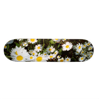 snowboard- floral skateboard