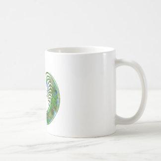 snowboard front side coffee mug