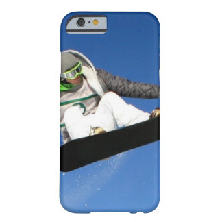 Snowboard Funda De iPhone 6 Barely There