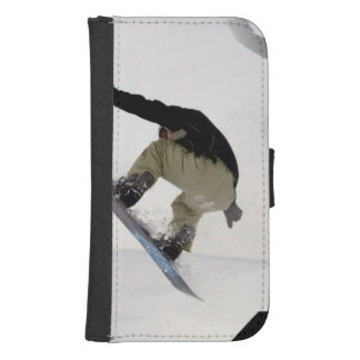 Snowboard Fundas Tipo Cartera Para Galaxy S4