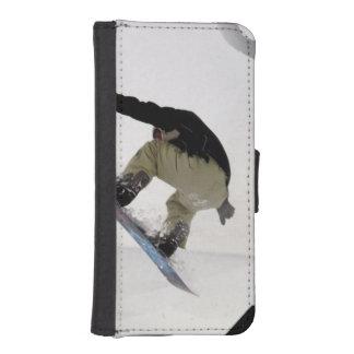 Snowboard Fundas Cartera De iPhone 5