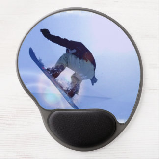 Snowboard Gel Mouse Pad
