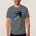 Snowboard Go Boom T Shirt