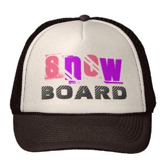 Snowboard Gorros