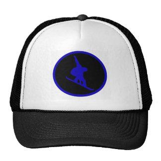 Snowboard Home Made Trucker Hat