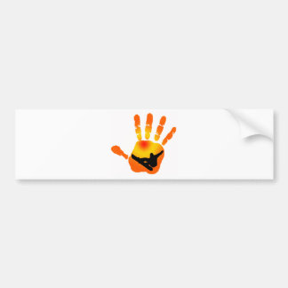 Snowboard Its Official Bumper Sticker