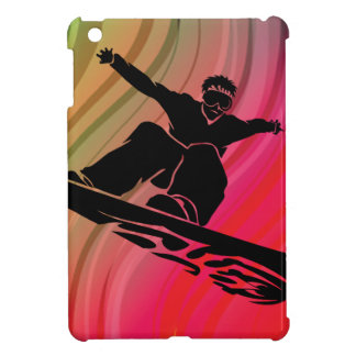 Snowboard Jump Cover For The iPad Mini