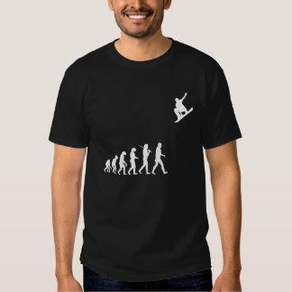 snowboard_jump-w tee shirt
