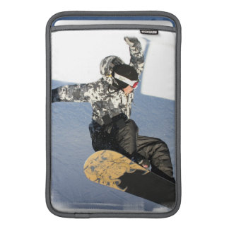 "Snowboard Launch 11"" MacBook SLeeve"