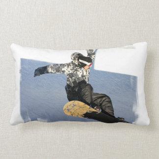 Snowboard Launch Pillow