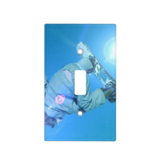 Snowboard Light Switch Cover