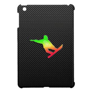 Snowboard lisa iPad mini protectores