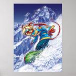 Snowboard máxima poster