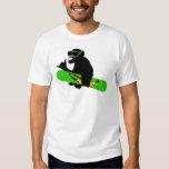 snowboard monkey camisas