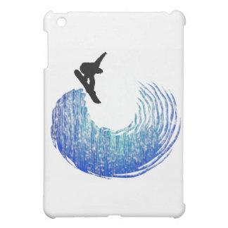 Snowboard No Crusty iPad Mini Covers