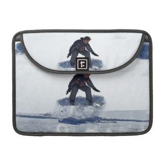 """Snowboard Ollie 15"""" MacBook Sleeve Sleeves For MacBooks"""