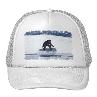 Snowboard Ollie Baseball Hat