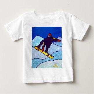 Snowboard por Piliero Playeras