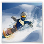 Snowboard Posters