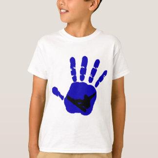 Snowboard Riot Blues T-Shirt