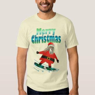 Snowboard Santa Dresses