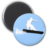 snowboard. simple. refrigerator magnets