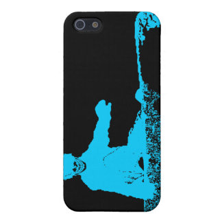 snowboard : skeleboarder iPhone SE/5/5s cover