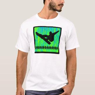 snowboard snow daze T-Shirt