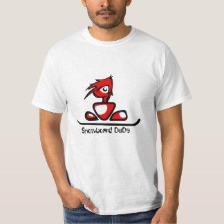 """Snowboard """"Snowboard dude""""  shirt"""